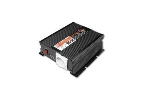 Áramátalakító 12V-ról 220V-ra 600W