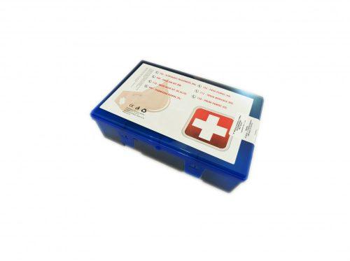 Elsősegély-felszerelés B jelű / mentődoboz