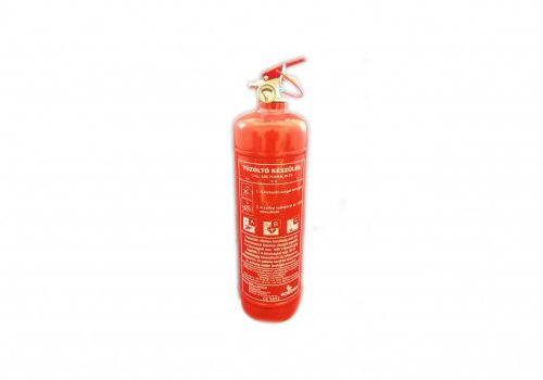 Tűzoltó készülék 2kg ABC